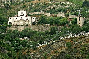 Veles, Macedonia - St. Pantelejmon Church in Veles
