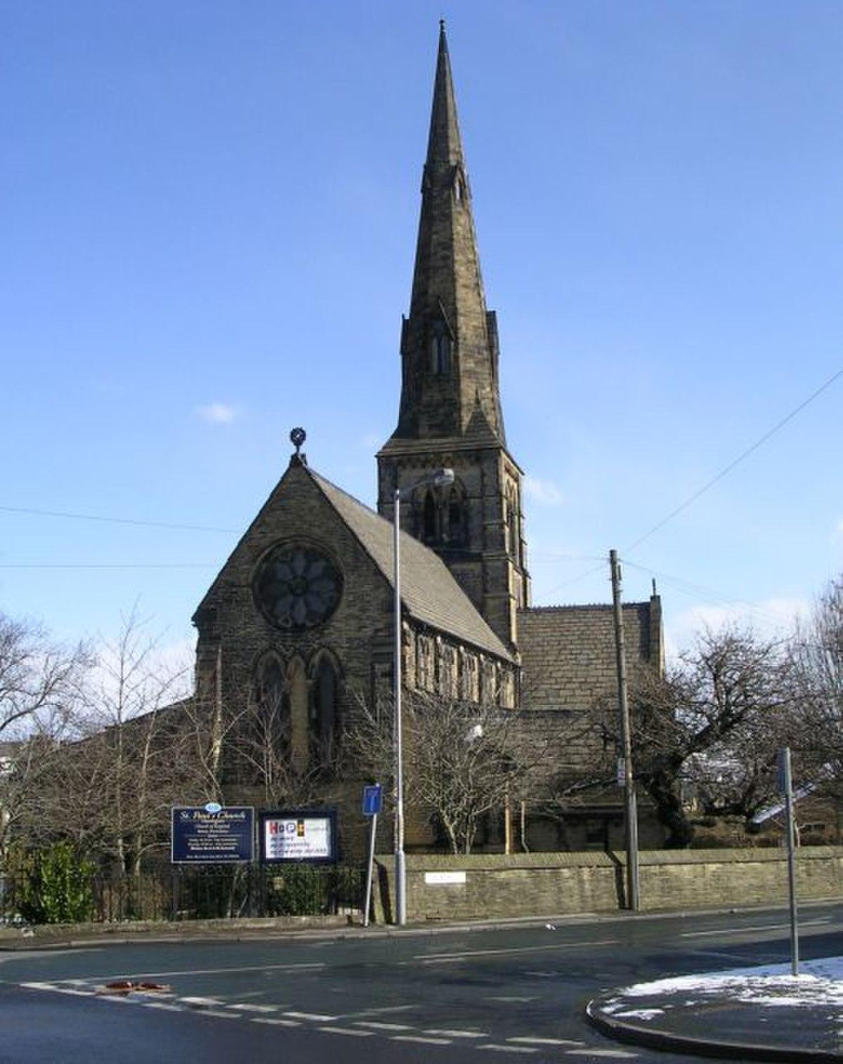 St Paul's Church - Church Street - geograph.org.uk - 733461.jpg