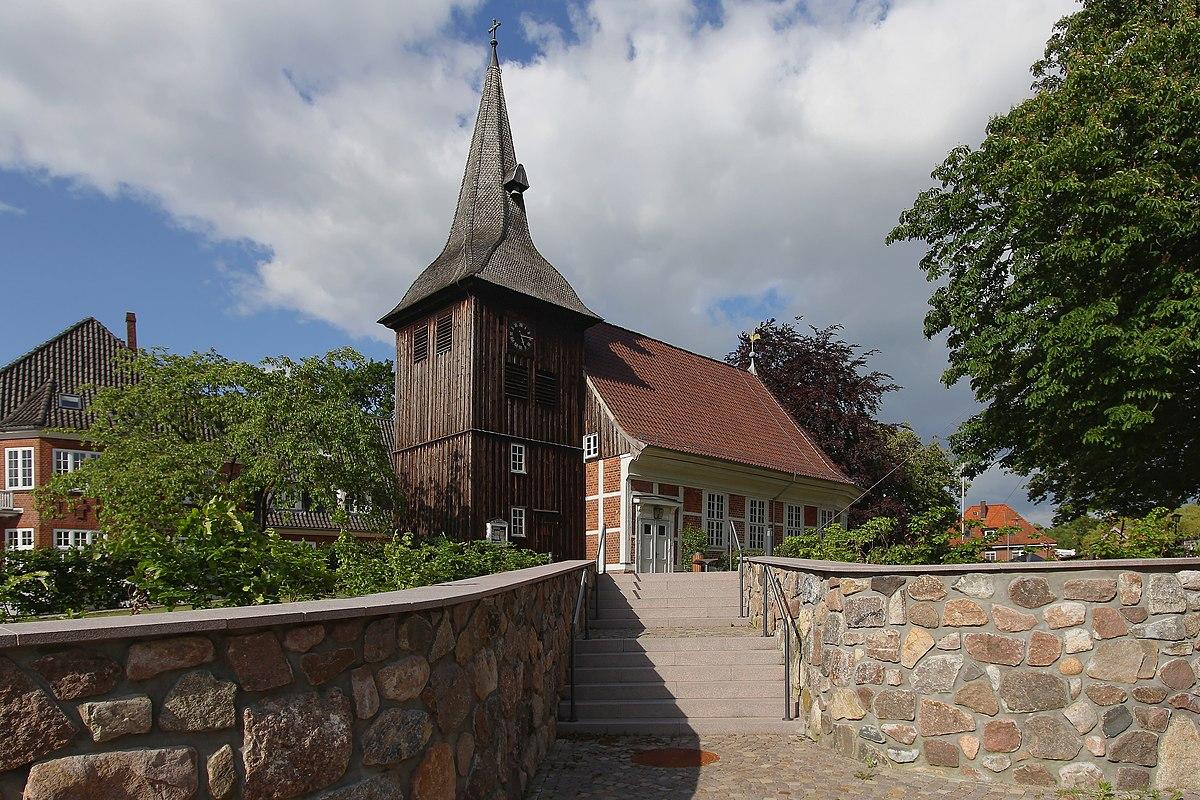 Kirche Geesthacht