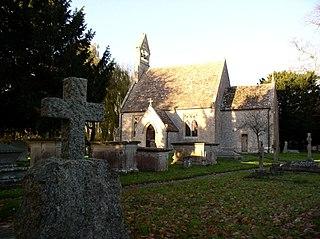 Beechingstoke village in the United Kingdom