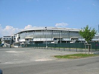 Stade Auguste Bonal - Image: Stade Bonale Sochaux 07