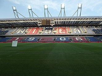 Stadion Miejski, Kraków - East Stand