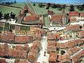 Stadtmuseum Rapperswil - Stadtmodell - Lindenhof, Schloss, Stadtpfarrkirche, Altstadt um den Hauptplatz 2012-12-01 16-01-40 (P7700).JPG