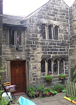 Stag Cottage, Heptonstall - geograph.org.uk - 193528