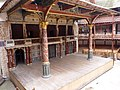 Stage of The Globe theatre, Southwark - geograph.org.uk - 2257724.jpg