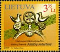 Stamps of Lithuania, 2009-19.jpg