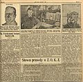 """Stanisław Krzyżowski, Słowa prawdy o ZOKZ, """"Polonia"""" z 4 III 1926, s. 3.jpg"""