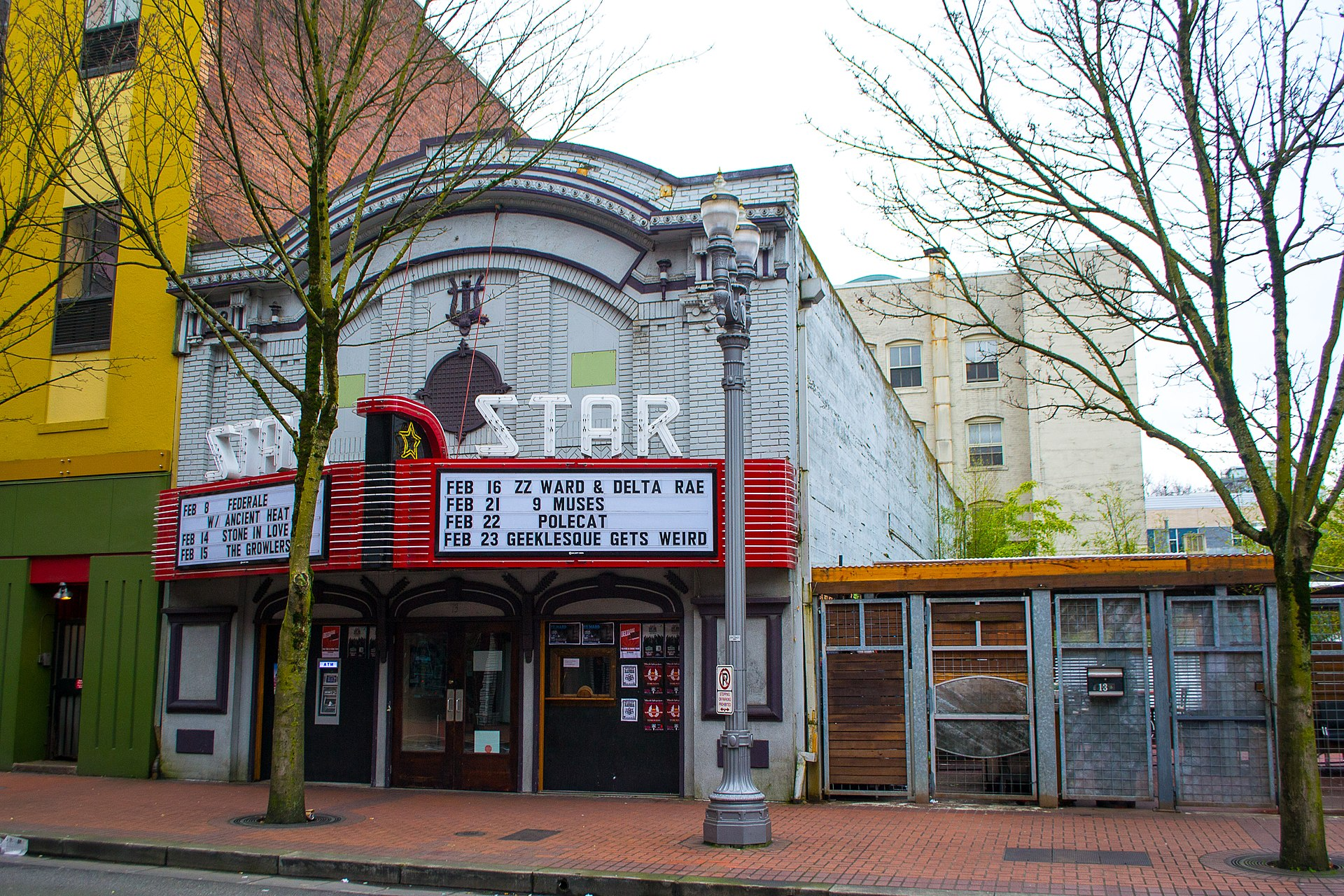 theaters portland or star theater portland oregon wikipedia