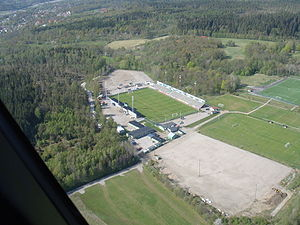Ljungskile SK - Uddevalla Arena
