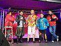 Stars of this years pantomime Aladdin (4137802491).jpg