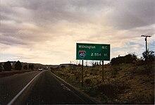 Interstate 40 - Wikipedia