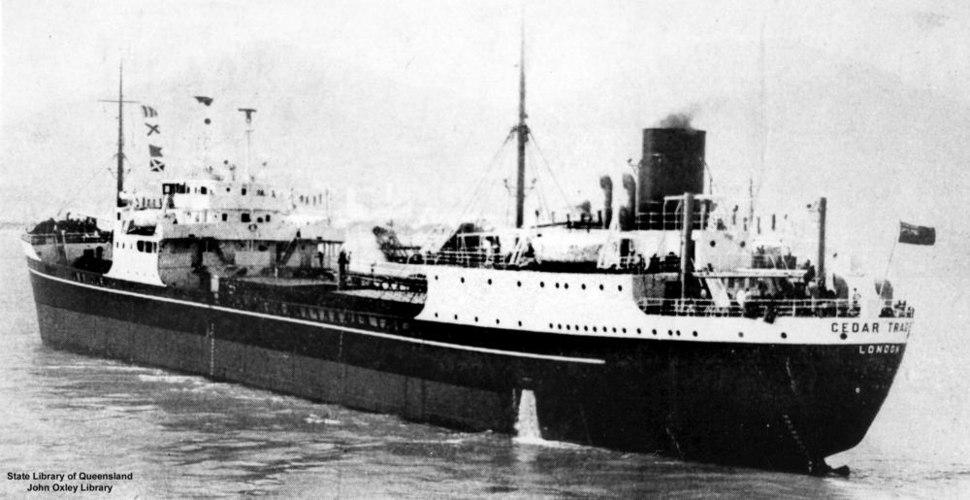 StateLibQld 1 127171 Cedar Trader (ship)