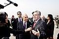 State Visit Shimon Peres - Heinz Fischer (13894598254).jpg