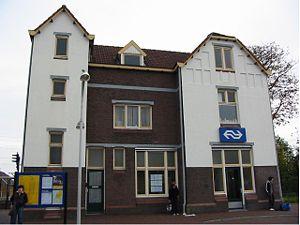Hardenberg railway station - Image: Station Hardenberg 20061030