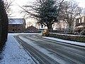 Station Road, Penketh, Winter 2009 - geograph.org.uk - 1222742.jpg