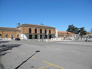 Rovigo railway station