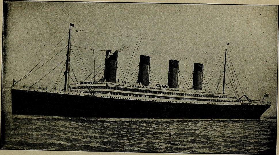 Steamship Titanic
