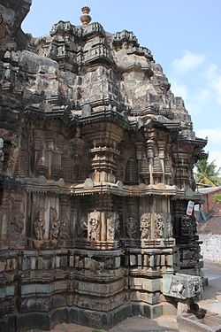Lakshmi Narasimha temple (early 13th century) Shivamogga district
