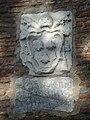Stemma di Urbano VIII sulle mura gianicolensi 01747.JPG