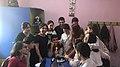 Stepanakert WikiClub 4. Birthday Cake.jpg