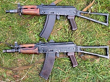http://upload.wikimedia.org/wikipedia/commons/thumb/d/d9/Stepanov_AKS-74Us.jpg/220px-Stepanov_AKS-74Us.jpg