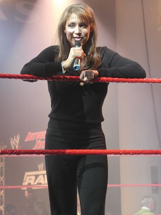 SmackDown (WWE brand) - Stephanie McMahon was the first SmackDown General Manager