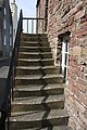 Steps at Old Bank House - geograph.org.uk - 1300566.jpg