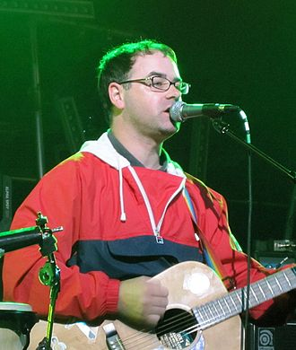 The Beta Band (album) - Band leader Steve Mason (pictured in 2010) infamously denounced the album.