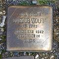 Stolperstein Bad Münstereifel Markt 1 Markus Wolff.jpg