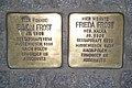 Stolperstein Duisburg 500 Hochfeld Heerstraße 118 2 Stolpersteine.jpg