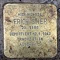 Stolperstein Helmstedter Str 27 (Wilmd) Erich Stier.jpg