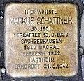 Stolperstein Huttenstr 71 (Moabi) Markus Schattner.jpg