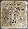 Stolperstein Johanna Herz.jpg