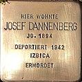 Stolperstein Josef Dannenberg1.jpg