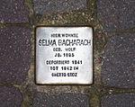 Stolperstein Seligenstadt Bacharach Steinheimer Strasse 11.JPG