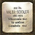 Stolperstein für Valtr Seidler.JPG