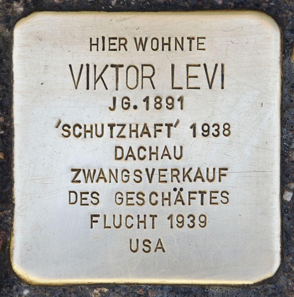 Stolperstein für Viktor Levi.jpg