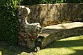 Stone seat in the water garden at Buscot Park-geograph-4517881-by-Bill-Nicholls.jpg