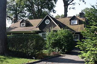Stotesbury Club House United States historic place