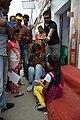 Street Portrait Session - 40th International Kolkata Book Fair - Milan Mela Complex - Kolkata 2016-02-02 0423.JPG