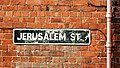 Street sign, Belfast - geograph.org.uk - 1459565.jpg