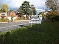 Street sign, Milford Road, Walton on the Hill - geograph.org.uk - 1022941.jpg