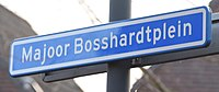Street sign Majoor Bosshardtplein (Terneuzen).jpg