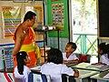 Student in Pa Kluai Soem Witthaya School.JPG