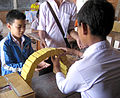 Students make arched bridge.jpg