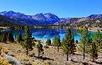 USA - Kalifornia, June Lake, Ośrodek narciarski J