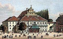 Stuttgarter Hoftheater im Lusthaus (Quelle: Wikimedia)