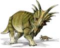 Styracosaurus dinosaur.png
