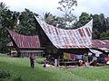 Sumatra Batak houses.jpg