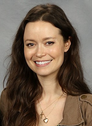 Summer Glau - Glau at Paradise City Comic Con, December 2016.